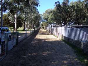 Southern-River-Straight-Track